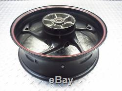 2018 17-18 Triumph Street Triple 765 Rs Rear Rim Wheel Video Right
