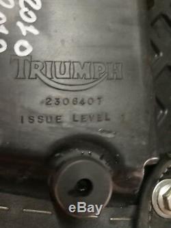 2306407 Comfort Seat Triumph Street Triple 675 2007 2012