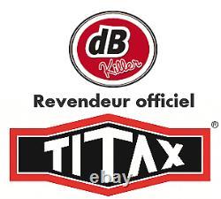 2 Titax Rims Triumph Street Triple 765 Rs 2017 / 2018 / 2019 / 2020