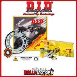 376076000 Kit Chain Couronne Ged DID Triumph Street Triple 675 R 2013- 675