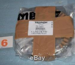 9 Clutch Plates Filled Triumph Daytona 675 Street Triple R 800 Tiger Nine