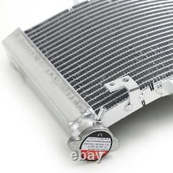 Aluminium Cooling Radiator Pr Triumph Street Triple 675 675r 13-17