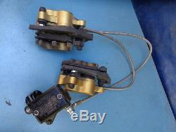 Brake Caliper Front And Master Cylinder For Triumph Street Triple 675