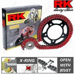Chain Rk 525xso Pignon 16 Gear 47 Rer Triumph 675 Street Triple R
