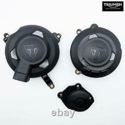 Cover Protection Engine A9618132 Triumph Daytona 675/765, Street Triple S/r /