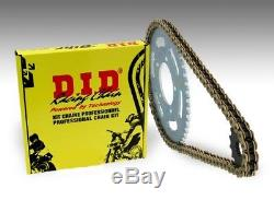 DID Chain Kit Triumph Street Triple 675 2007 2012 16/47 Motorcycle