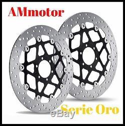 Discs Brake Brembo Oro Triumph Street Triple 675 R 2013 78b40869 Front