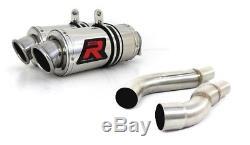 Dominator Gp Exhaust I Triumph Street Triple 675 07-12 + Db Killer