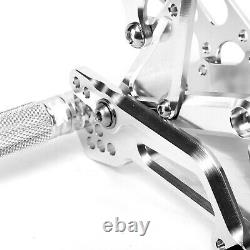 For Triumph Daytona 675 Street Triple 06-12 Rearset Remote Adjustable Controls