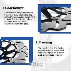 Front Brake Discs Triumph Pr Street Triple 675 R 09-12 Daytona 675 06-16