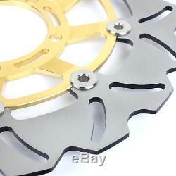 Front & Rear Brake Discs For Triumph Street Triple Daytona 675 07-12 R