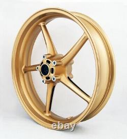 Front Wheel Rim For Triumph Daytona 675/r 06-2012 Street Triple 675/r 07-12 Gd
