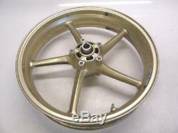 Front Wheel Triumph Street Triple 675 07-12 R