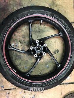 Front Wheel Triumph Street Triple 675 R 2013-2017