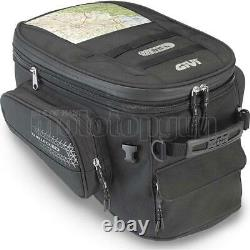 Givi Bag Tanklocked Reservoir Ut810 + Triumph Street Triple Flange 675 2011 11