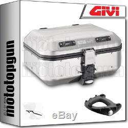 Givi Monokey Suitcase Dlm30a Trekker Dolomiti Triumph Street Triple 675 2011 11