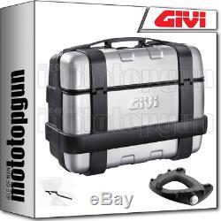 Givi Monokey Suitcase Trk33n Trekker For Triumph Street Triple 675 2011 11 2012 12