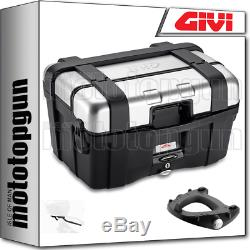 Givi Monokey Suitcase Trk46n Trekker For Triumph Street Triple 675 2007 07 2008 08