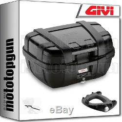 Givi Monokey Suitcase Trk52b Trekker Black For Triumph Street Triple 675 2009 09