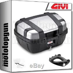 Givi Monokey Suitcase Trk52n Trekker For Triumph Street Triple 675 2007 07 2008 08