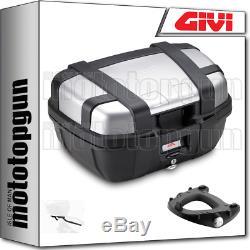 Givi Monokey Suitcase Trk52n Trekker For Triumph Street Triple 675 2011 11 2012 12