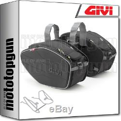 Givi Saddlebags Ea101b For Triumph Street Triple 675 2011 11 2012 12