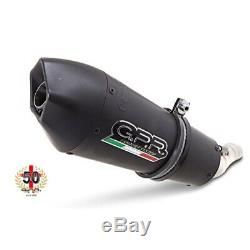 Gpr T. 84. Gpan. Blt Exhaust Pipe Gpe Anniversary Triumph Street Triple 675