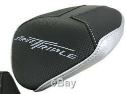 Housse De Selle Design Triumph Street Triple R 765 17 Top Saddlery Web5748