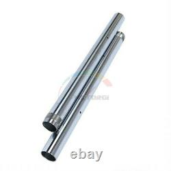 Indoor Fork Tubes For Triumph Street Triple 675r 2007-2012 08 09 10 11