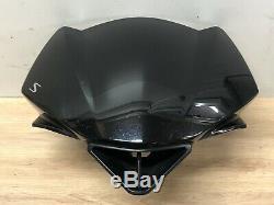 Jump From Wind Headlight Head Fairing Black Brilliant Triumph 765 Street Triple S