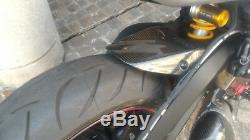 Leche Triple Triumph Street Wheel 765 S R Rs 2017 2018 2019 Glossy Carbon