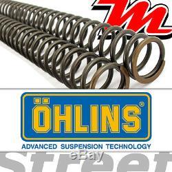 Molle Forcella Lineari Ohlins 9.0 Triumph Street Triple 675 (d67ld) 2008