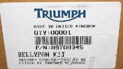 New Cosmic Green Triumph Street Triple 675 / R 2013/2016 Engine Clog