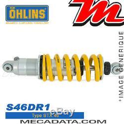 Ohlins Damper Triumph Street Triple 675 (2009) Tr 043 (s46dr1)