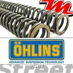 Ohlins Lineare Gabelfedern 9.5 (08781-95) Triumph Street Triple R 675 2009