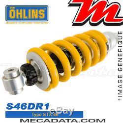 Ohlins Shock Absorber Triumph Street Triple 675 R (2010) Tr 043 (s46dr1)