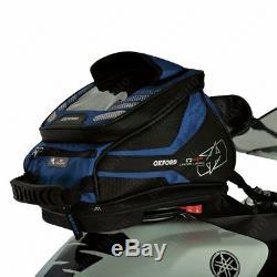 Oxford Bag Blu 4l + Ring Type 2 Triumph 675 Street Triple 2013 201