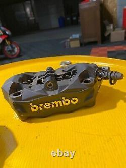 Pair Brembo Triumph Street Triple 765r 2017