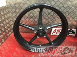 Pair Of Wheels Triumph Street Triple R 675 2011-2012