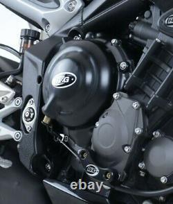 R&g Kit Protection Carter Engine For Triumph Street Triple 675 R 2016 2 P. 77bk