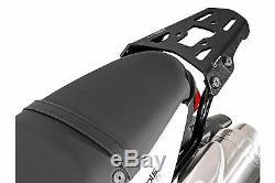 Rack-alu Rear Pack Holder Sw-motech Black Triumph Street Triple 675 07-12
