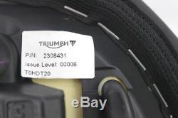 Rear Passenger Seat Triumph Street Triple R 765 2017 2019 T2303712pr