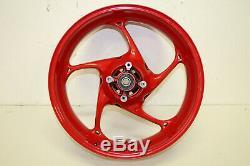 Rim Rear Wheel Rear Wheel Triumph Street Triple R 675 Rx (11-19 Cushion)