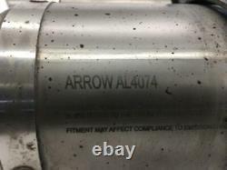 Silent Arrow Escape Pot Triumph Street Triple R 675 2009-2011
