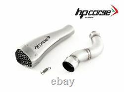 Silent Hydroform Race HP Corse Frost' Triumph Street Triple 765 2017-2020