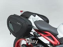 Sw Motech Flaming Motorcycle Luggage Bag For Triumph Street Triple Rx