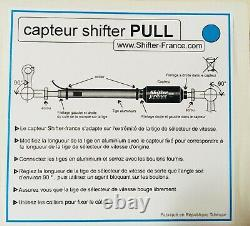 Triumph 660 675 765 Sensor Quickshifter Plug-play Pull Street Triple Daytona