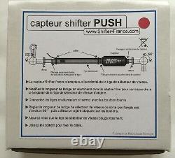 Triumph 660 675 765 Sensor Quickshifter Push Street Triple Daytona