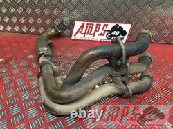 Triumph 675 Street Triple Exhaust Collector 2007 To 2010