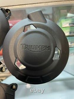 Triumph Protege Carter Street Triple 675-r